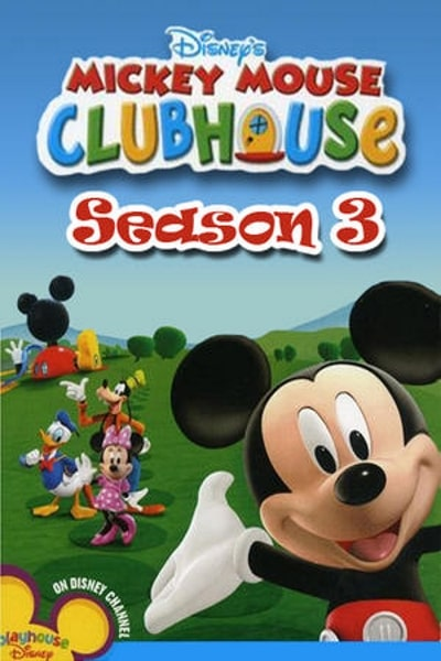 Mickey Mouse Clubhouse - Season 3 Free Online Movies & TV ...